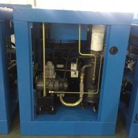 Buy cheap Compact 8 Bar Electric Rotary Screw Air Compressor for Construction Industry product