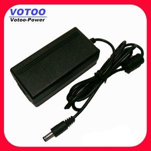 Quality RoHS 110VAC -264V AC 12V DVR CCTV Camera Power Adapter 24W , Security Power Supply wholesale