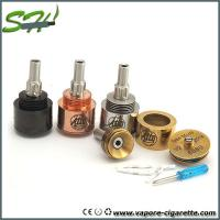 China Atty RDA RBA Atomizer Tank Solid Copper Bottom changeable For 2.5 ml on sale