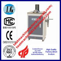 Quality CSL-A manual u/V notch broaching machine for charpy impact test sample wholesale