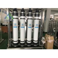 Quality PC Control Salt Water Purification Process / Salt Water To Pure Water Converter wholesale