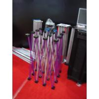 China 3x4 Straight PVC Aluminum Magnetic Pop Up Display Stand on sale