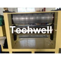Quality HDF Panel Embossing Machine For Decorative Wall Panel  With 0.4 - 1.0mm Pattern Depth wholesale