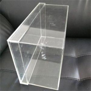 China Hot sale cheap clear shoe acrylic display box on sale