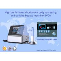 China Medical Focused Fat Burning Ultrasound Machine For Painful Trigger Points White Color on sale