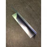 Quality Siver Aluminum Extrusion Profile , Industrial Aluminium Profiles For Curtain Wall Cove wholesale