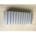 350MM Width Custom Aluminum Extrusion Profile for Motor ShellI for sale
