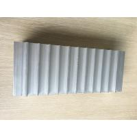 Quality 350MM Width Custom Aluminum Extrusion Profile for Motor ShellI wholesale