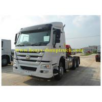 Buy cheap Sino truck 10 wheel tractor head 371hp prime mover right hand drive tractor with warranty product