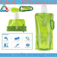 Quality 2014 New Green Drink Water Bag wholesale