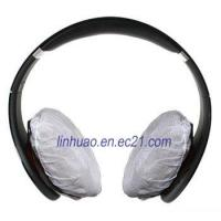 China Disposable Headphone Cover,Sanitary Headset Covers on sale