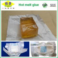 Quality Attractive and Durable Hot Melt Pressure Sensitive Adhesive For Baby Diaper wholesale