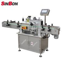 China SINBON Round Bottle Labeling Machine labeling machine round bottles on sale