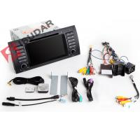 Cheap Mirrorlink DAB + Tuner BMW DVD GPS Navigation BMW E53 Head Unit Support 4K Video for sale