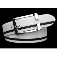 China two tone 100% leather belts for men fashion accessories on sale