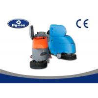Quality Stable Structure Stone Floor Cleaner Machine , Battery Powered Shop Floor Cleaning Machine wholesale