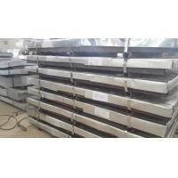 China Cold Rolled Steel Plate 6mm Thick Galvanized Steel Sheet Metal Minimum Spangle on sale