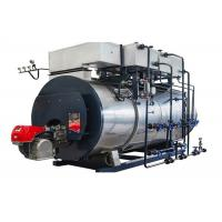 Quality Natural Gas And Heavy Oil Fuel Condensing Steam Boiler Prices For School wholesale