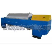 Quality Horizontal Separating Crude Palm Oil Decanter Centrifuge For Beverage Technology wholesale