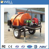 China Water Bowser Trailer on sale
