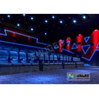 Quality 4D 5D 7D 12D Cinema New Business New Movie Industry with excited immersive feeling wholesale