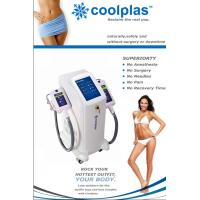 Quality cryolipolysis machine Coolplas fat freezing liposuction sincoheren criolipólise non surgical  liposuction slimming wholesale