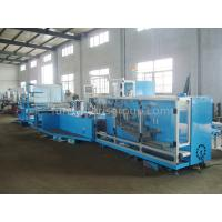 Quality Medicine Disposable Products Machines , Non Woven Disposable Bed Sheet Folding Machine wholesale