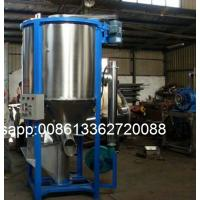 Quality High Output HDPE / LDPE Plastic Recycling Machine With Wind Cooling wholesale