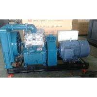 Quality Large silent cast iron piston type air compressor for mining VF 9/7  9m³  7 bar  95HP wholesale
