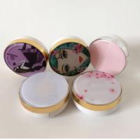Quality Plastic Material Cushion Container Compact Makeup Packaging Air Cushion Box wholesale