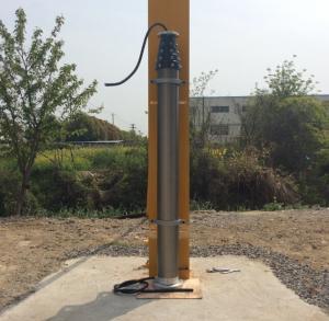 Quality 6.5m Heavy Duty Pneumatic Telescopic Masts-Lighting Telescopic Mast-PHT-70405065 wholesale