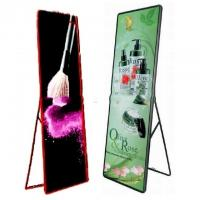 Quality Light Weight Full Color Outdoor Led Display Stand SMD Cinema Poster Light Box wholesale