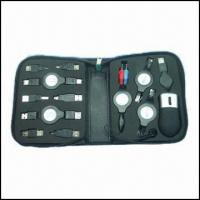 Quality Universal Travel Cable Tool Box for Digital Camera, USB Printer, Modem, Networking wholesale