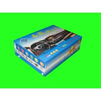 China Colorful Cardboard Box Packaging for Car MP3 on sale