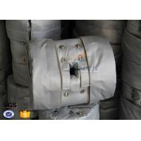 Quality High Density Industrial Thermal Insulation Covers , Thermal Insulating Blanket In Buildings wholesale