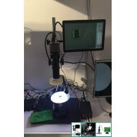 Quality Screen Menu Laboratory Microscope Camera Direct Connect To Monitor wholesale