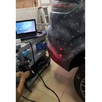 China Car wheel laser 3D scanners, Refitting vehicle used 3D scanner, industrial high precision 3D scanner on sale