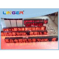 Quality P10 Led Sign Programmable , Electronic Scrolling Sign For Advertisement wholesale