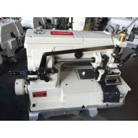 Quality 1-4neddle flat-bed double chain stitch machine with horizontal looper movement mechanism wholesale