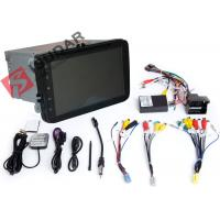 Cheap Built In WiFi 8 Inch Touchscreen Car Stereo , VW Passat Dvd Player With TPMS 3G for sale