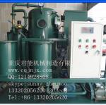 Quality ZLA-100 online Double-stage Vacuum transformer oil purifier 2000L/H wholesale