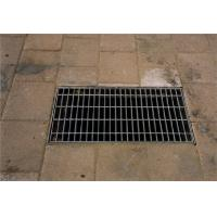 Quality Heavy Duty Floor Drain Grate Covers , Stainless Steel Galvanised Drain Cover wholesale