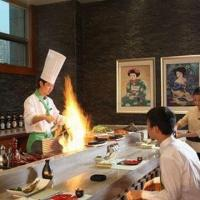 China Electric/Gas Teppanyaki Grill, Hand-welded and Heat-resistant on sale