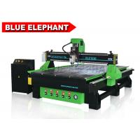 Quality Durable 3 Axis 3D CNC Router Machine Air Cooling With Spindle / Vacuum Pump wholesale