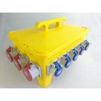 Shock Resistant Temporary Power Boxes Spider, 36 Poles Electric Spider Box