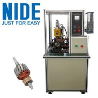 Quality Armature Commutator Fusing Machine 50 - 60 Hz Rated Frequency Air Water Cooling wholesale