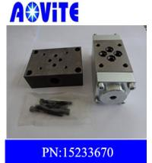 Quality Terex haul truck 3311E direction control valve 15233670 wholesale