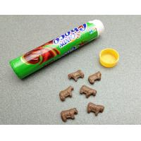 Lovely cow shape chocolate candy sweet and deep chocolate flavor
