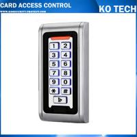 Quality KO-W200 Metal Waterproof Access Control System wholesale