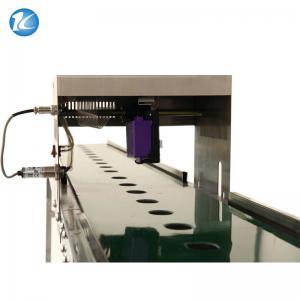 Buy cheap Small Character Expiry Date Printing Machine , Logo Making Machine 600 DPI from wholesalers